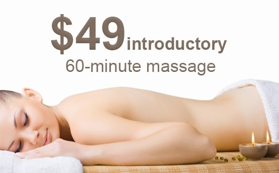 Intro Massage Offer